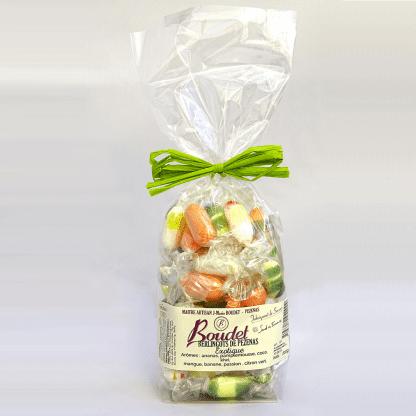 Sachet de berlingots arôme fruits exotiques 210g