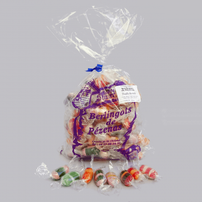 Sachet fruit du midi 350g - photo carrée