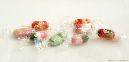 Poignée berlingots fruits du midi