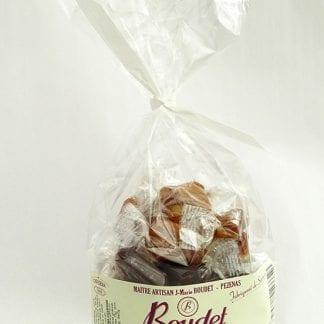 Sachet assortiment caramel 150g