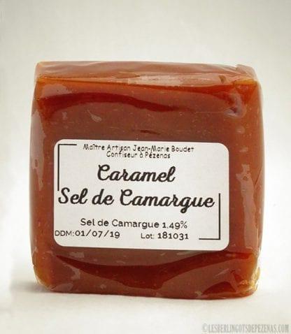 Caramel au sel de camargue