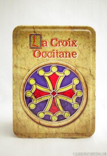 Boites à sucrettes 300g La croix Occitane