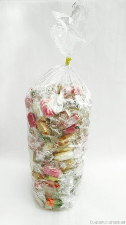 Sachet saveurs d'autrefois 1kg vu de coté