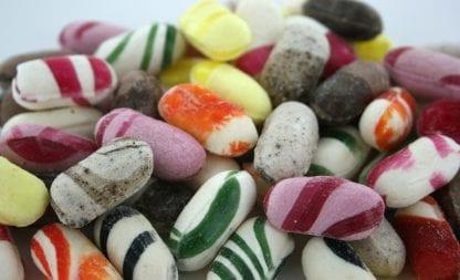 Berlingots ovales assortiment traditionnels