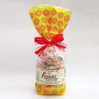 Sachet de berlingots aromes fruits du midi de 210g