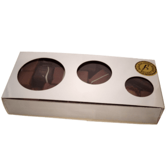 Boite bulle assortiment de chocolats