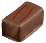 Chocolat fève de Tonka